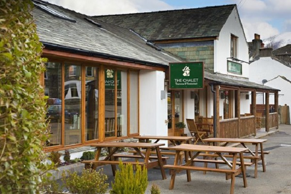 The Chalet Tearooms & Restaurant, Portinscale, Keswick