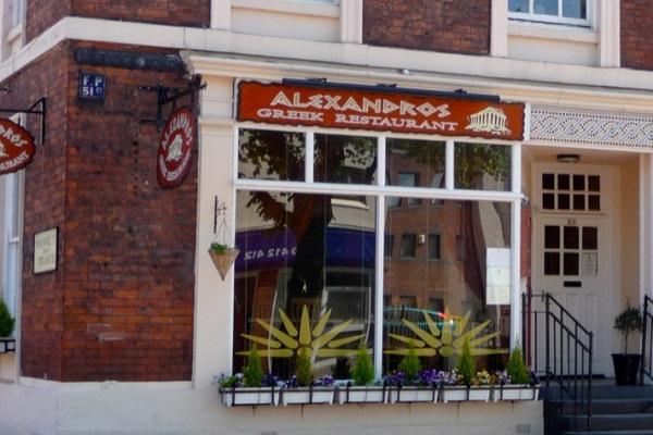 Alexandros Greek Restaurant and Deli, Warwick Road, Carlisle