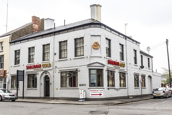Shalimar Gold, Midland Road, Derby