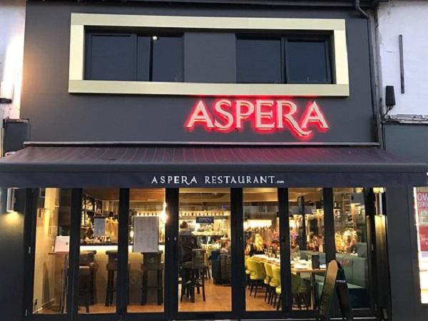 Aspera Restaurant, South Benfleet, Benfleet