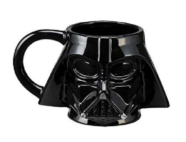 Official Darth Vader Sculpted Ceramic Coffee Mug