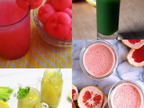 Ten Recipes for Non-alcoholic Drinks Made With Apple Juice