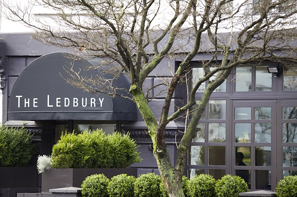 The Ledbury, Notting Hill, London