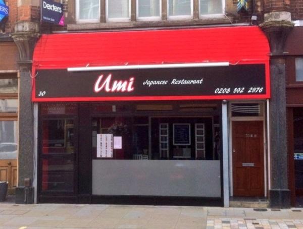 Umi, York St, Twickenham