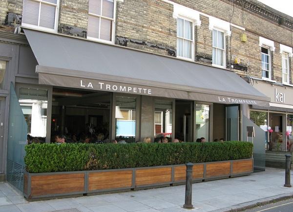 La Trompette, Chiswick, London