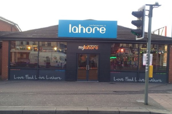 MyLahore Manchester, Wilmslow Road, Manchester