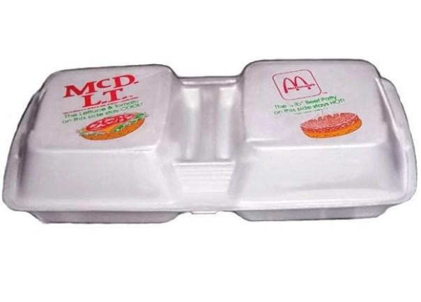 McDonald's DLT