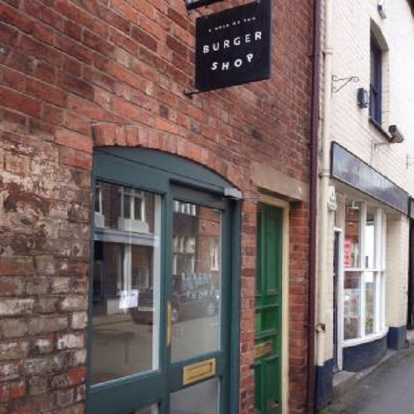 Burger Shop Hereford, Aubrey Street, Hereford