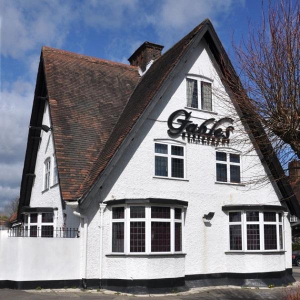 Gables Restaurant, Newgate St Village, Hertford