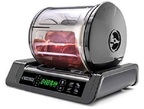 Chef's Elite STX-1000-CE Meat & Vegetable Vacuum Marinator