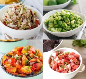 Ten Different Ways to Enjoy Salsa and All the Recipes You Need