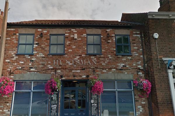 The Huntsman Restaurant, Holydyke, Barton-upon-Humber