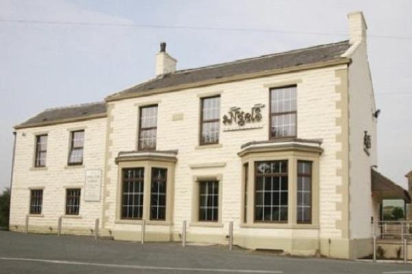 Angels Restaurant, Ribchester, Preston