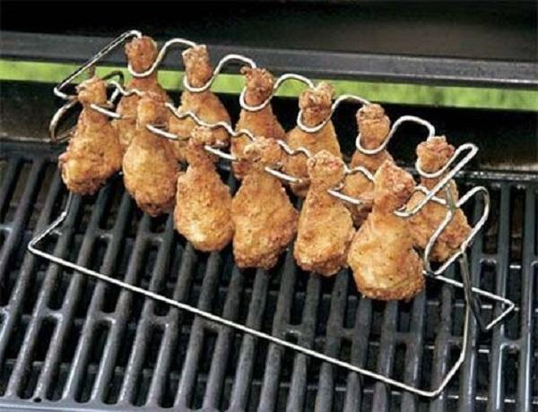 Harriet Carter Chicken Rack