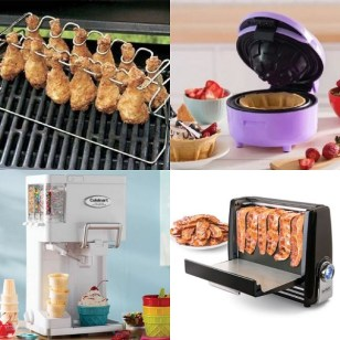 Ten Kitchen Gadgets That Will Kill Your Diet Instantly