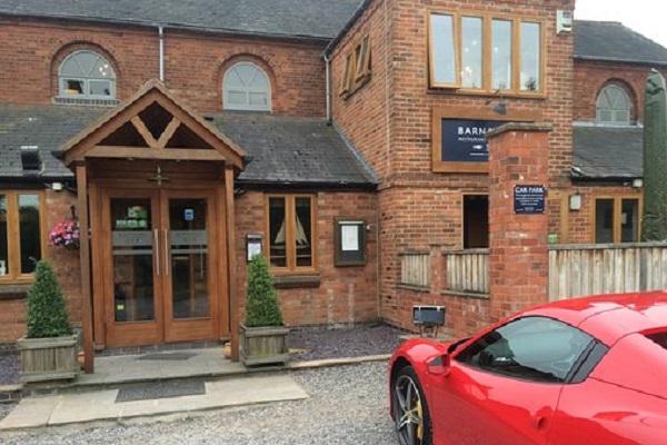 Barnacles Restaurant & Bar Bistro, Watling Street, Hinckley