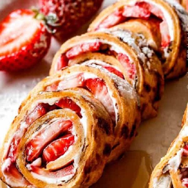 French Toast Pinwheels