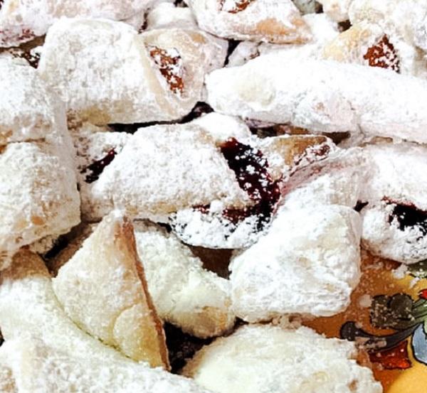 Cornulețe Sweet Filled Pastries