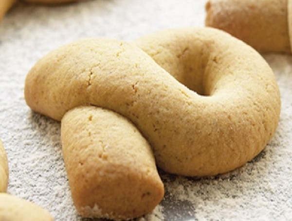 Traditional Biscoitos (Butter Cookies)