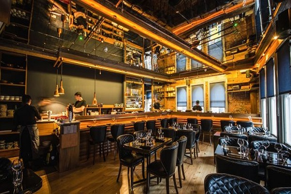 Taste at Rustic - Restaurant in Ireland