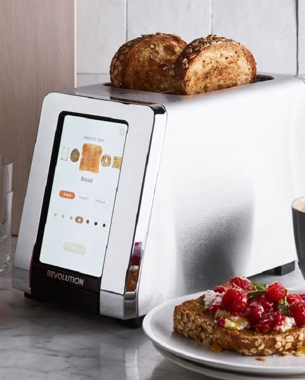 Revolution Cooking - 2-Slice High-Speed Smart Toaster