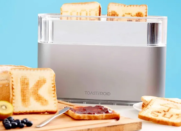 Toasteroid Smart Toaster Printer
