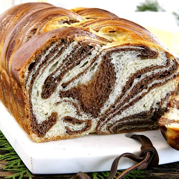 Marble Dessert Bread