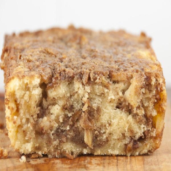 Cinnamon Apple Pie Dessert Bread
