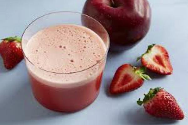 Strawberry-Apple Juice