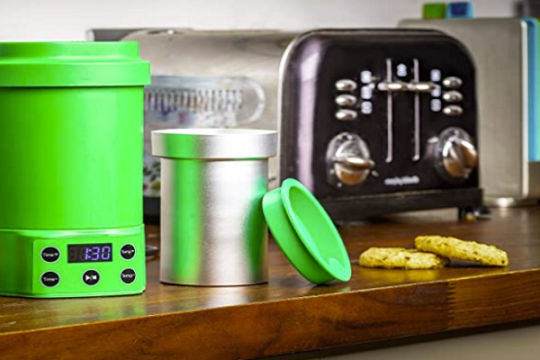 Nebula Boost Decarboxylator Machine for Herb Activation