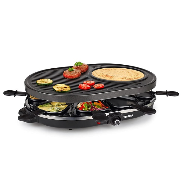 Gourmet Raclette Party Grill