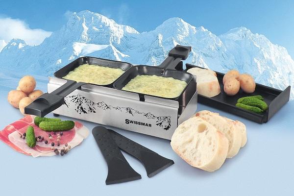 Swissmar Alpine Candlelight Raclette