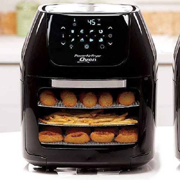 6-Quart Power Air Fryer