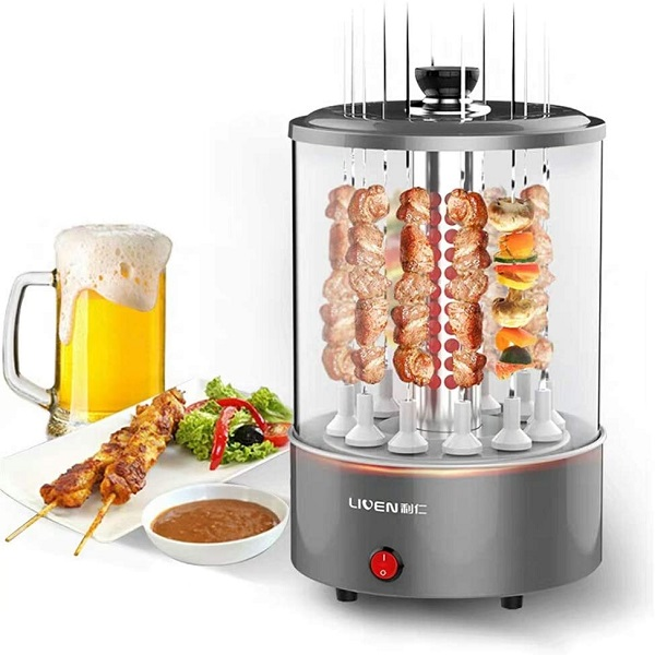 Liven Vertical Electric Rotisserie Grill