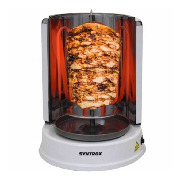 Syntrox Tabletop Electric Rotisserie Grill