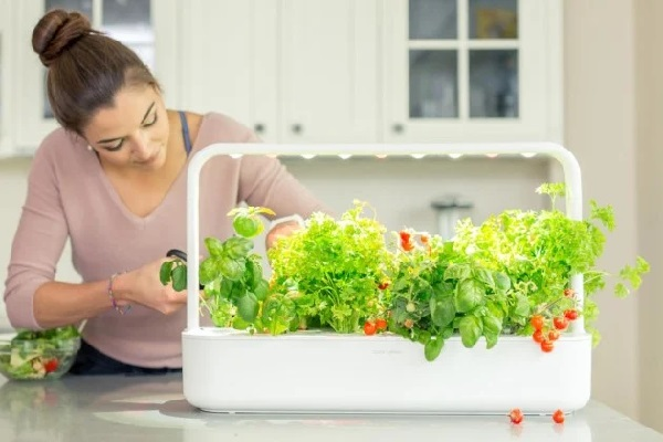 Click & Grow Smart Indoor Herb Garden 9-Pro