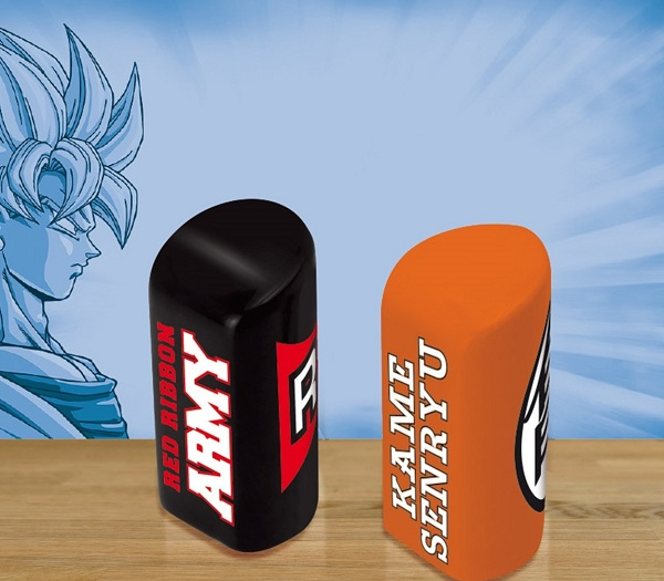 Dragon Ball Salt & Pepper Shakers