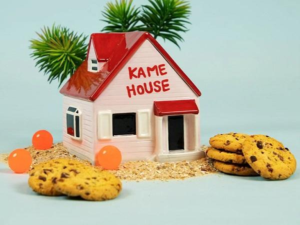 Dragon Ball Kame House Cookie Jar