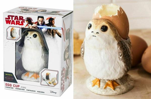 Star-Wars Porg Egg Cup