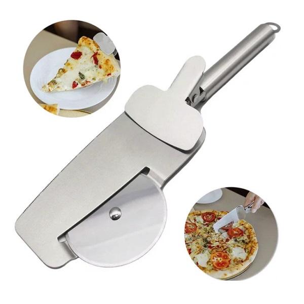 Phoneiex Stainless Steel Pizza Cutter