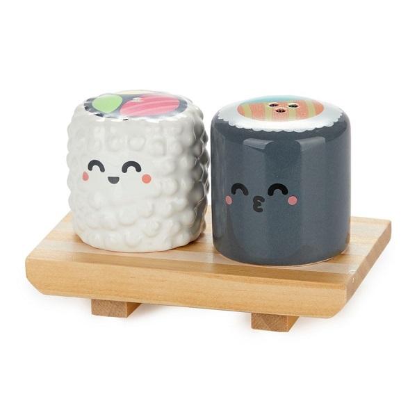 Sushi Salt & Pepper Shakers