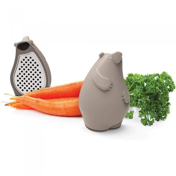 Barry Bear Cheese Grater by Red Candy