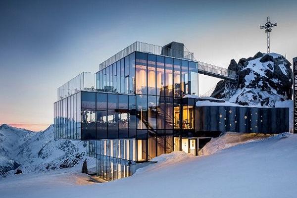 ice Q, Sölden, Austria