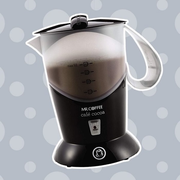 Mr. Coffee BVMC-HC5 Cafe Cocoa Hot Chocolate Maker