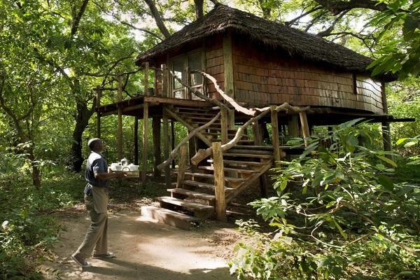 Beyond Lake Manyara Tree Lodge: Lake Manyara National Park, Tanzania