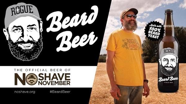 The Beard Yeast Beer