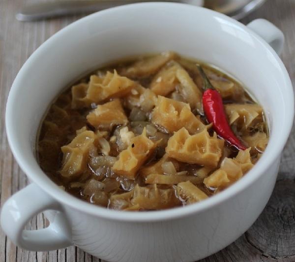 Goat Poop Soup (Papaitan)