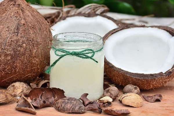 Coconut water (coconuts)
