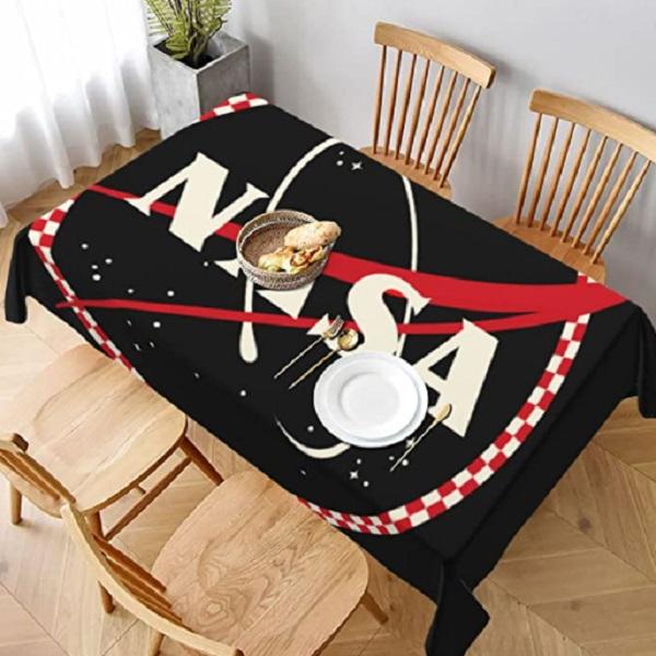 NASA Tablecloth