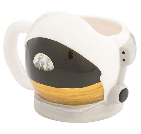 Apollo 11 Neil Armstrong Astronaut Helmet Coffee Mug